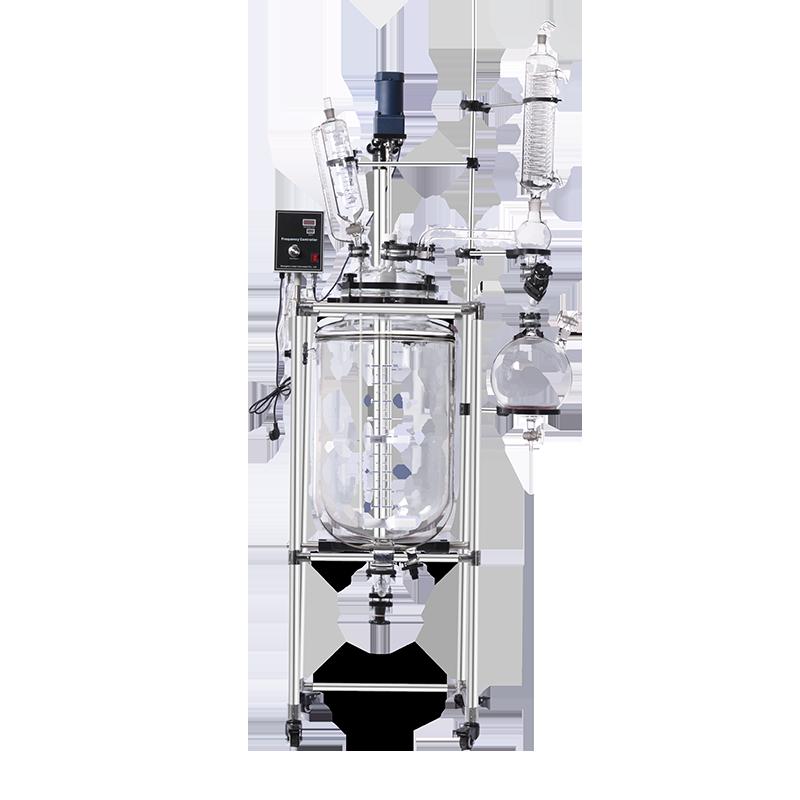 GR50L双层玻璃反应釜